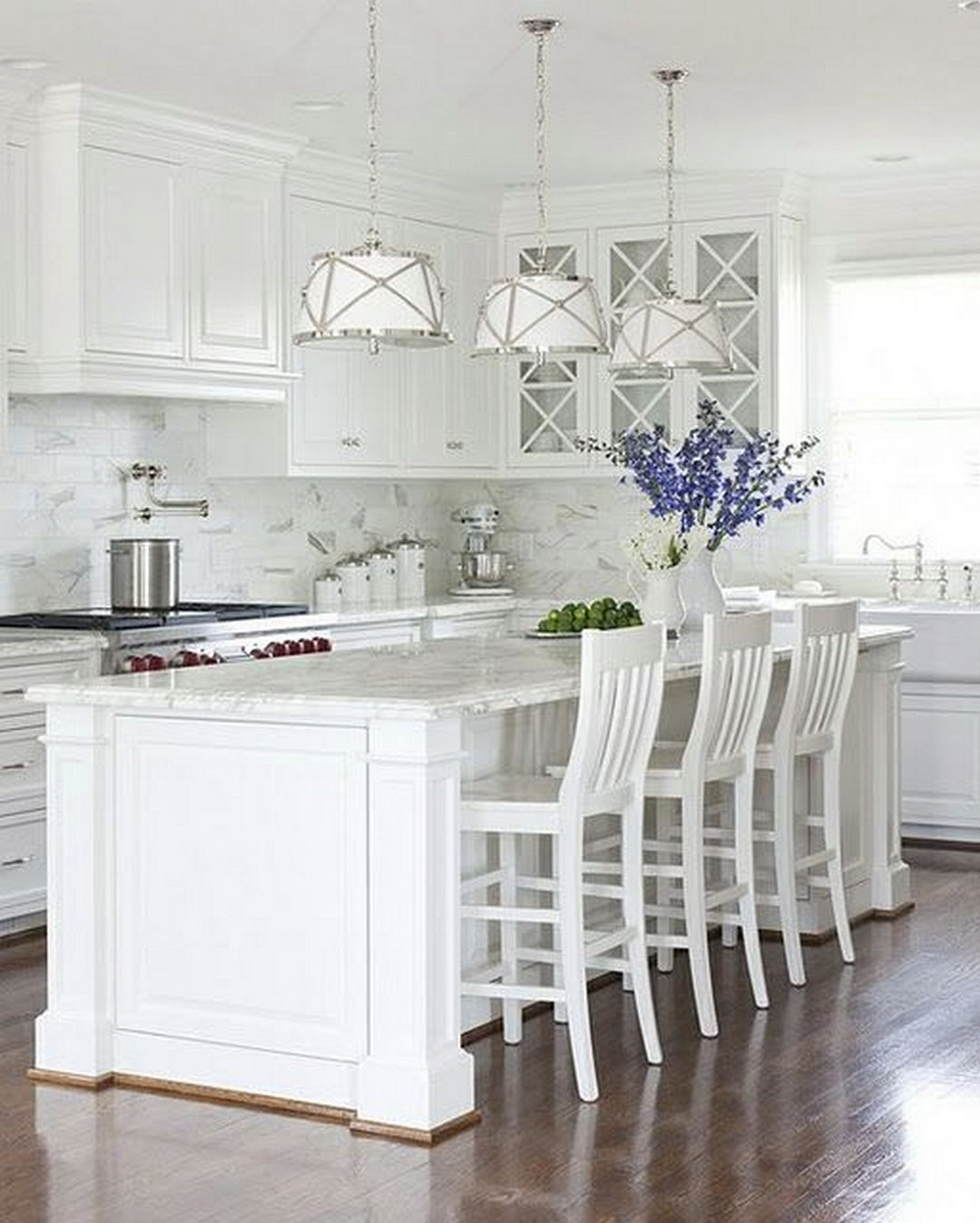 Why White Kitchen Interior is Still Great for 2019 | Kitchen Ideas on interior trim molding painting ideas, victorian bathrooms ideas, victorian wainscoting ideas, victorian dining room ideas, victorian landscaping ideas, sheer curtain ideas, painting molding and trim ideas, victorian window treatments ideas, victorian era home interior design, victorian decorating, victorian baseboard ideas, victorian ceilings ideas, victorian laundry room ideas, victorian staircase design ideas, victorian kitchens ideas,