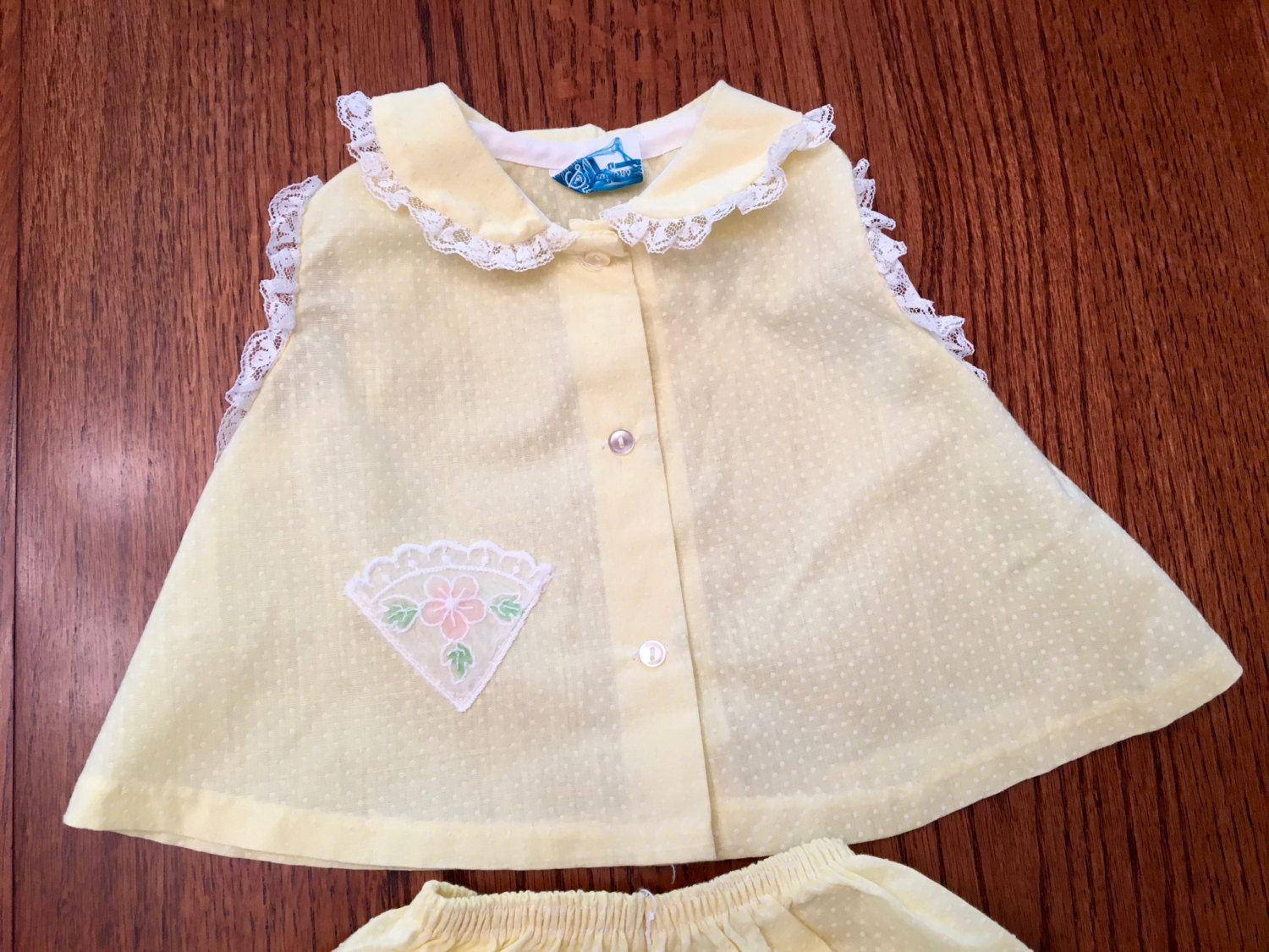 60s Dress and Bloomers 6/9 Months | Kid clothing and Babies