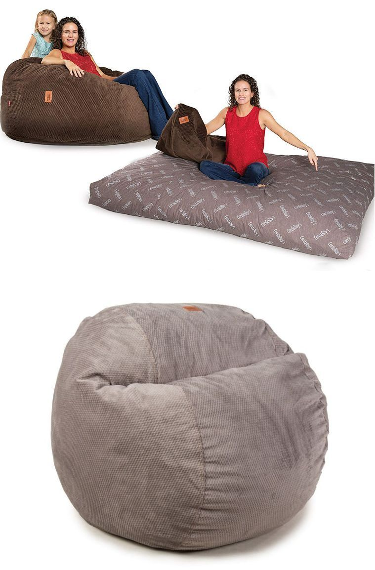 Cordaroy S Beanbag Chair Beds Are A Must Have For Small Spaces Bean Bag Chair Bean Bag Bed Chair Bed