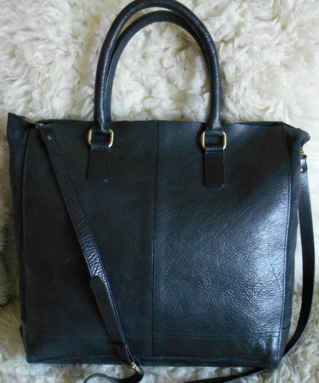 e20e86c43e1 Authentic Dolce & Gabbana Original Denim Large Leather Tote Bag # DolceGabbana #TotesShoppers