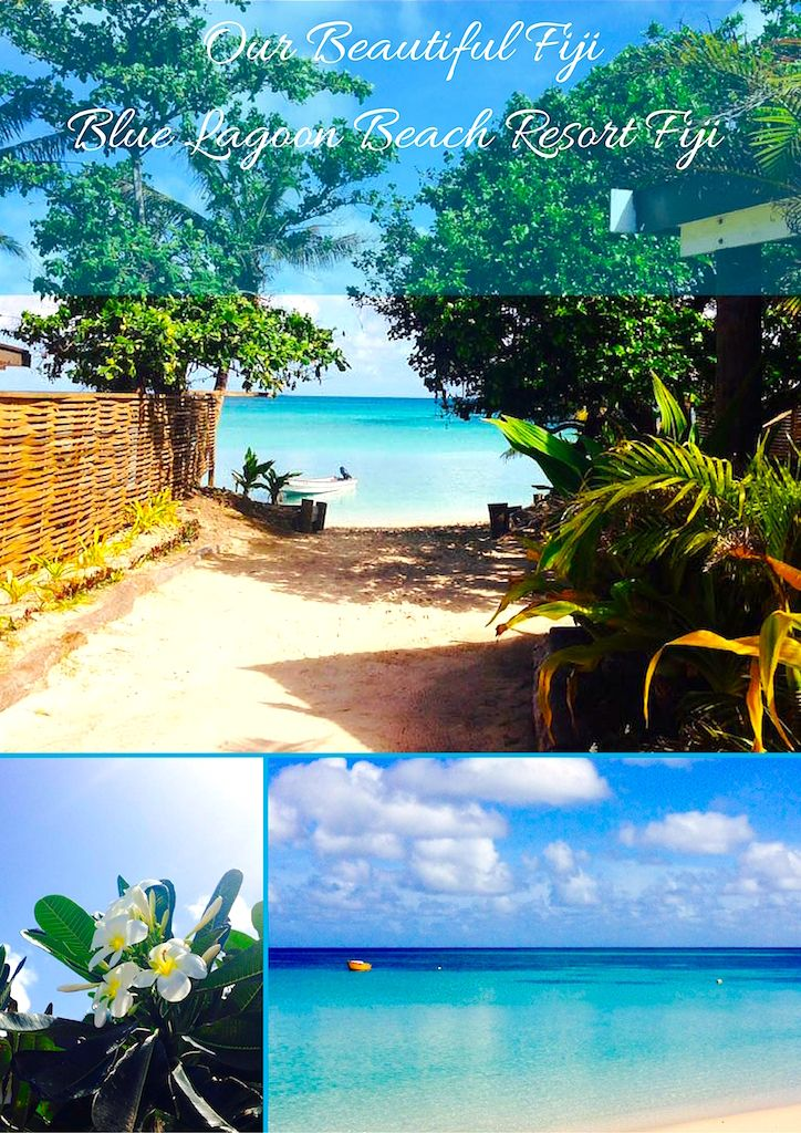 Views that will take your breath away - Blue Lagoon Beach Resort Fiji