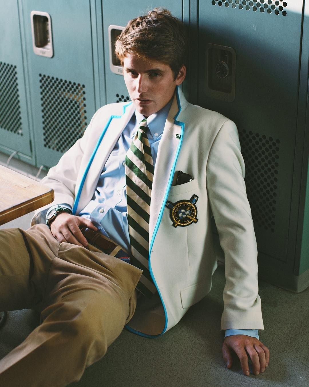 From The Book That Inspired The Brand Rowing Blazers By Jack Carlson Rowingblazers Preppy Mens Fashion Preppy Boys Rowing Blazers