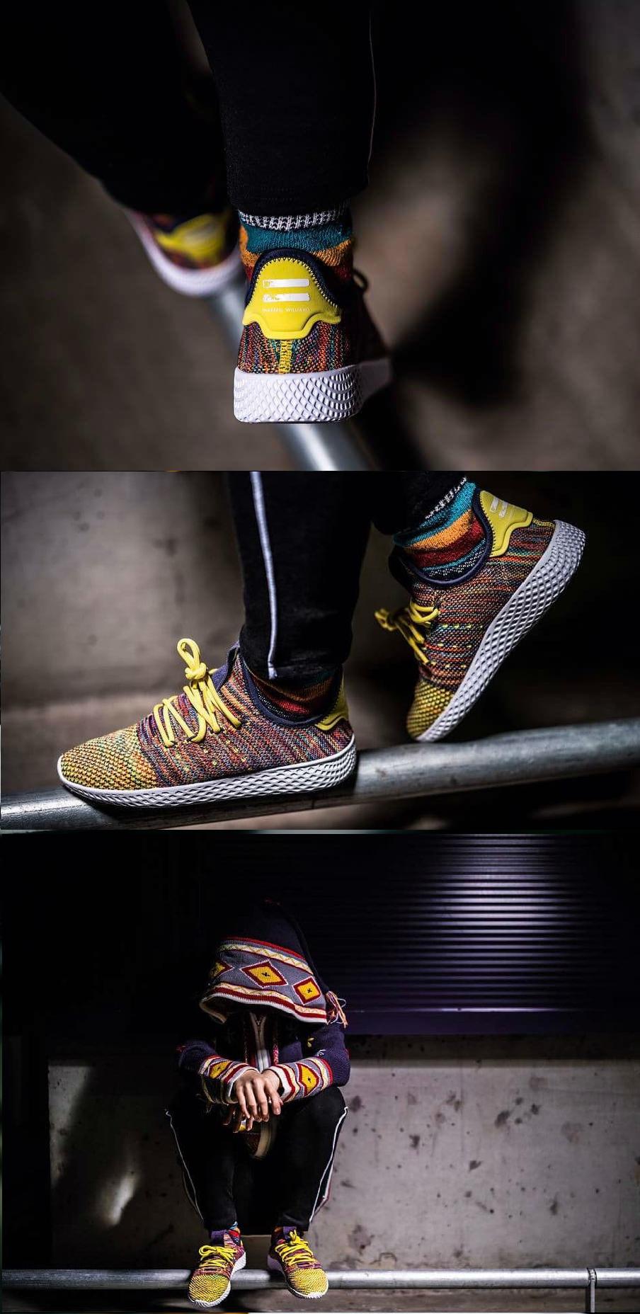 pharrell x adidas hu messicano coperta scarpe da uomo pinterest