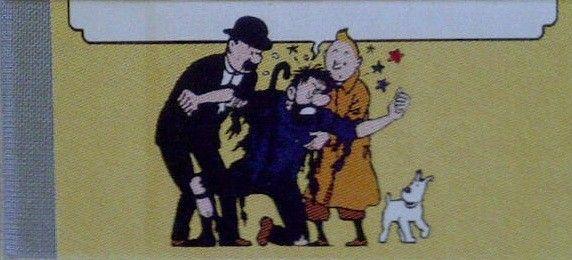 Tintin - Pastiches, parodies & pirates -Pir- Mille millions de mille sabords