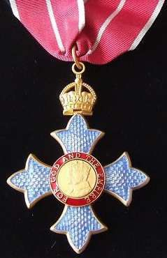 Most Excellent Order Of The British Empire Local Government Military Ribbons Equality And Diversity