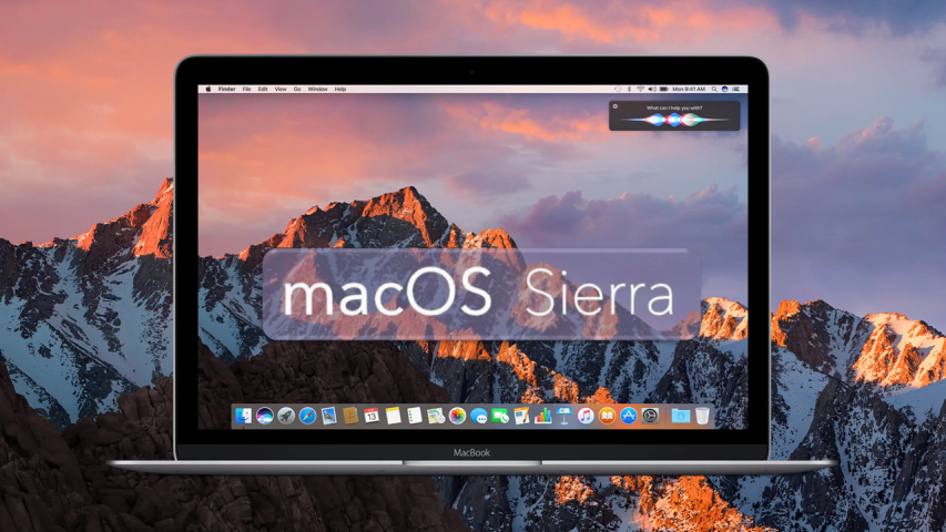 The New Mac Os Macos Sierra Packs Some Great New Features But It Also Got A Few Problem Ranging From Strange Apple Macbook Apple Laptop Apple Macbook Pro