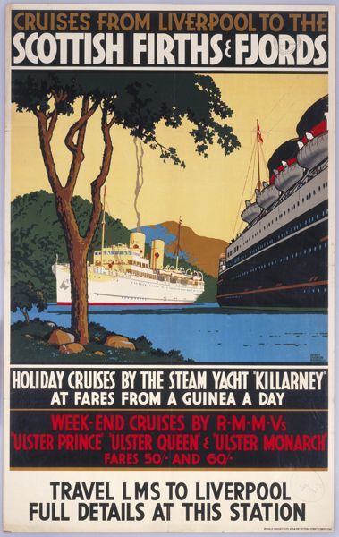 Poster by H H Rodmell