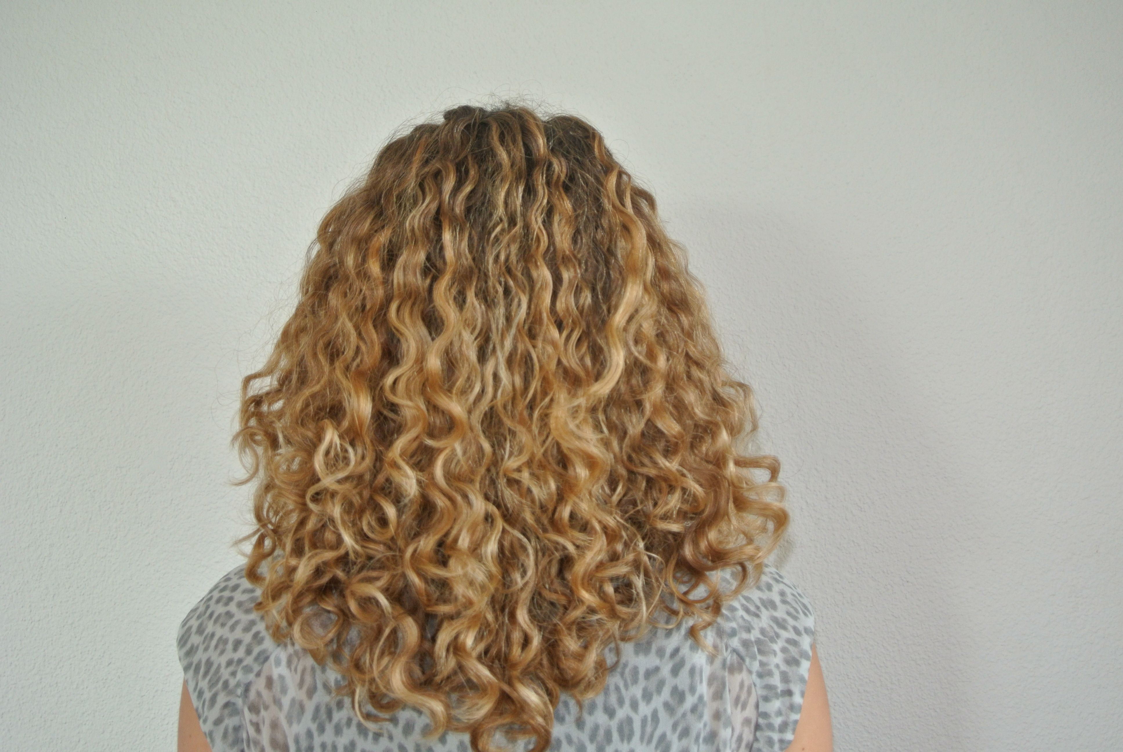 How 3a Curls Change With Length Curly Hair Styles Naturally