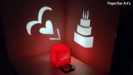 Birthday Gift Ideas For Him Handmade Gift For Boyfriend Romantic Lanter Made Of Chart Paper Video Handmade Gifts For Boyfriend Boyfriend Gifts Birthday Gift Ideas