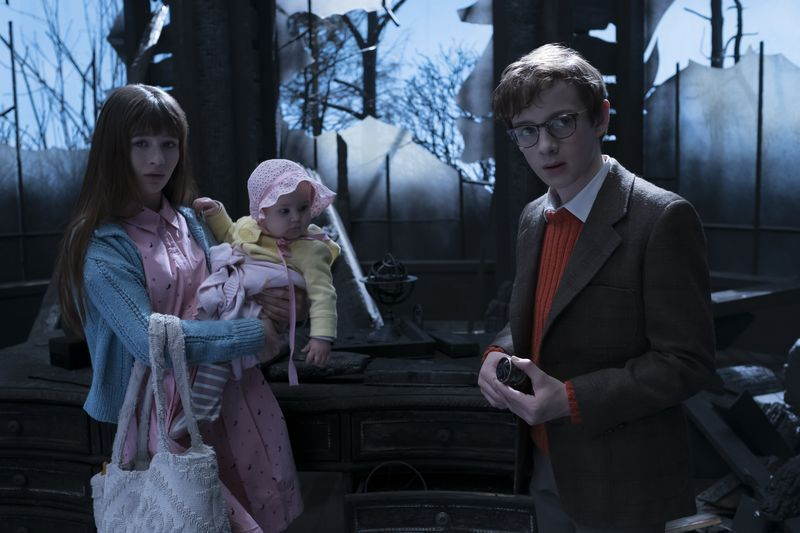 The Costumes In A Series Of Unfortunate Events Are Technicolor