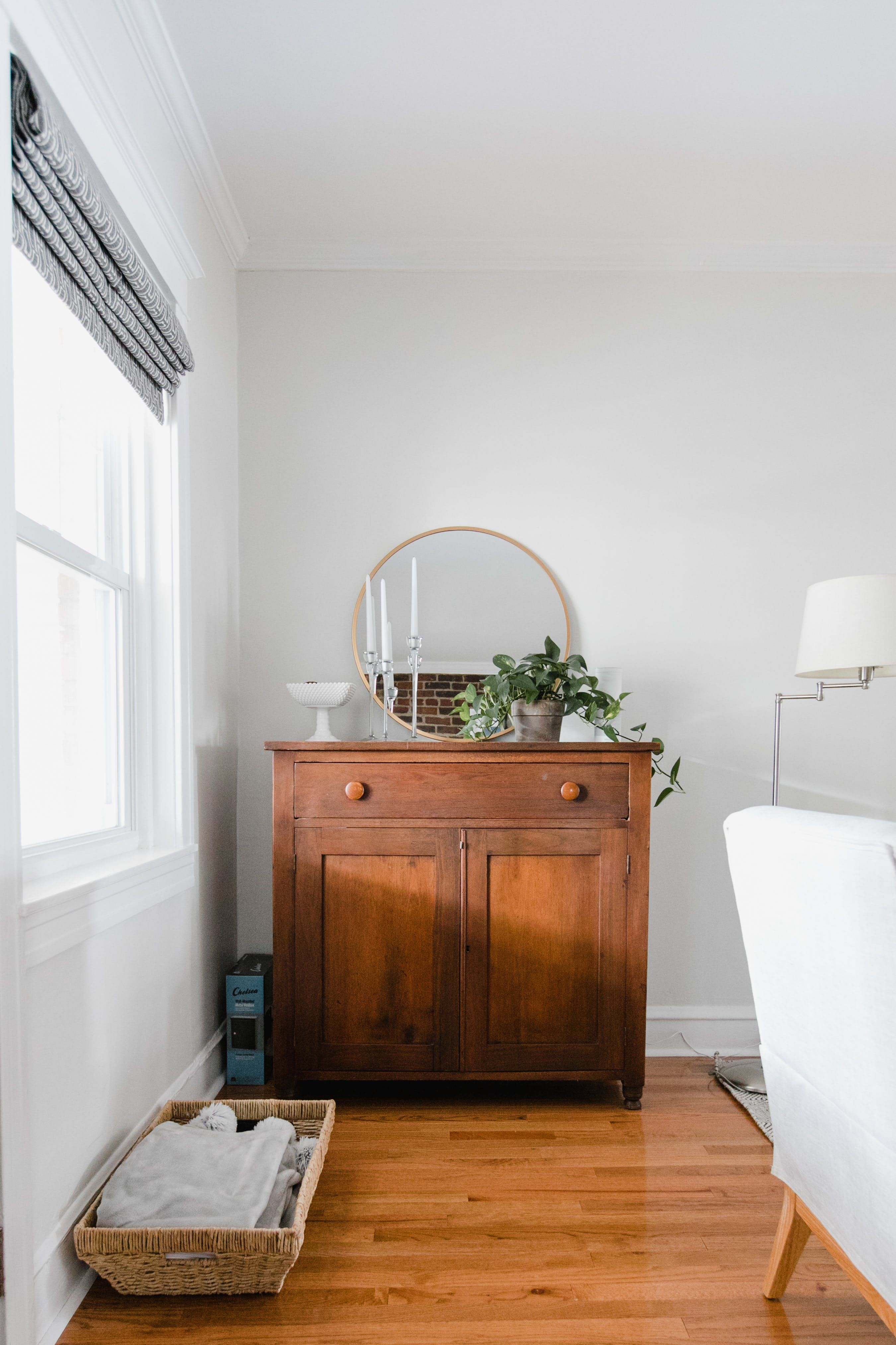Tour a Light & Bright Eclectic Modern Philadelphia Row Home | Wooden ...