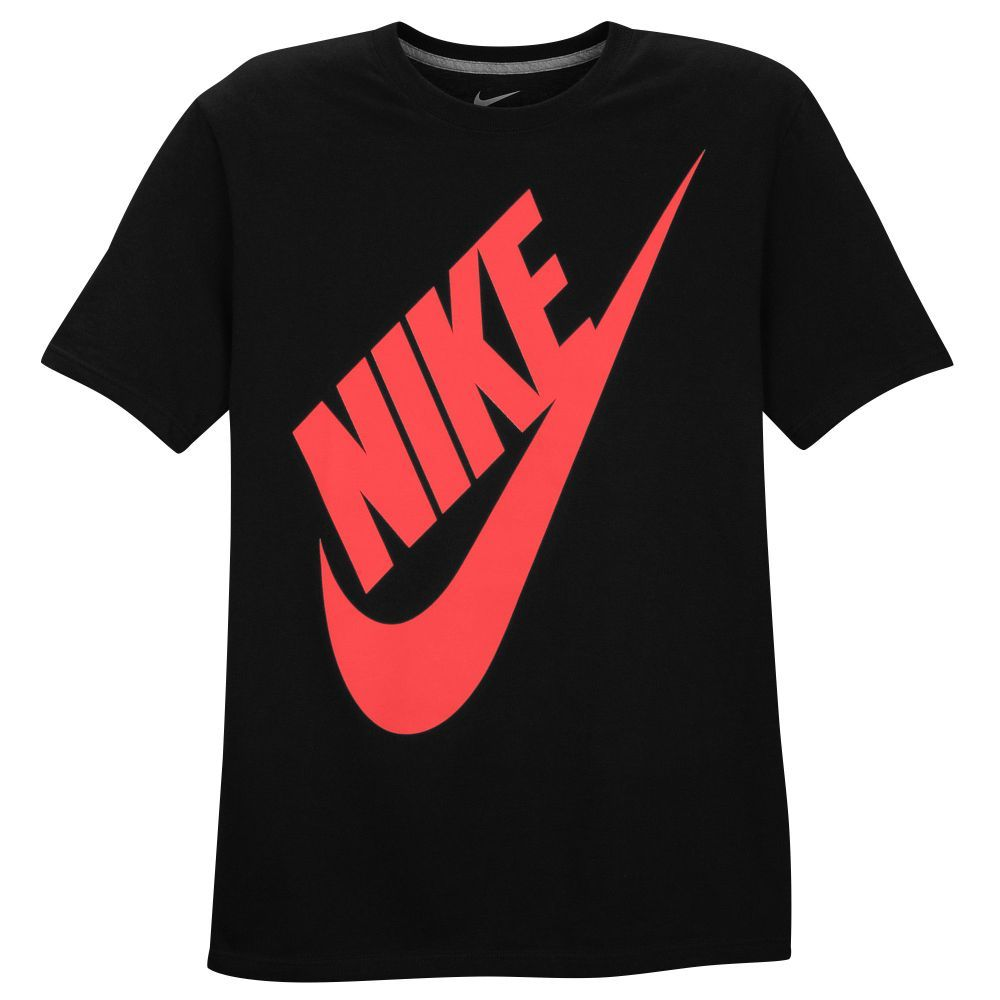 Nike Graphic T-Shirt - Men's - Casual - Clothing - Black/Multi