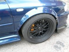 DIY: Fender Flares - Subaru Impreza GC8 & RS Forum