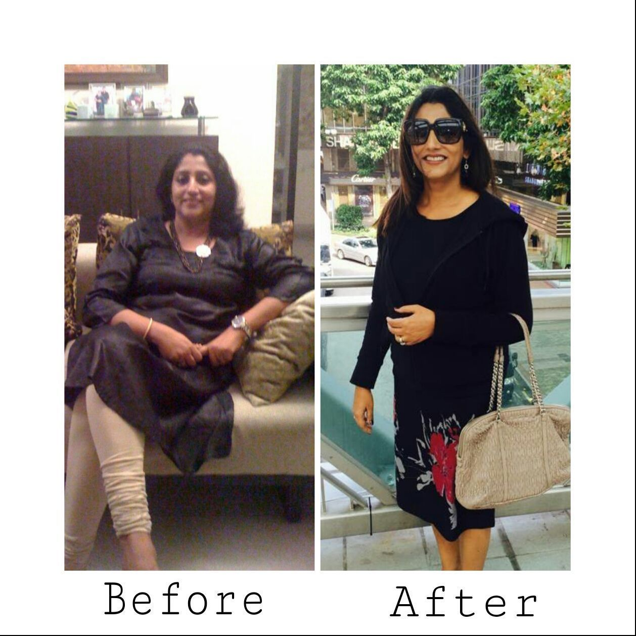 How to loss 20 kg weight in one month