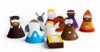 Detalles de Navidad | Descargables Gratis para Imprimir: Paper toys, diseño, Origami, tarjetas de Cumpleaños, Maquetas, Manualidades, decoraciones fiestas y bodas, dibujos para colorear, tutoriales. Printable Freebies, paper and crafts, diy - Part 4