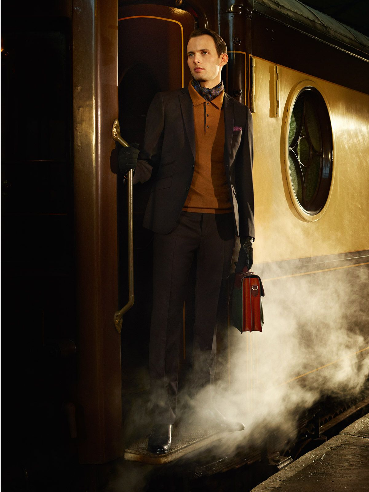 1f8c3112087d00 Ted Baker AW13 Lookbook - Take the Scenic Route