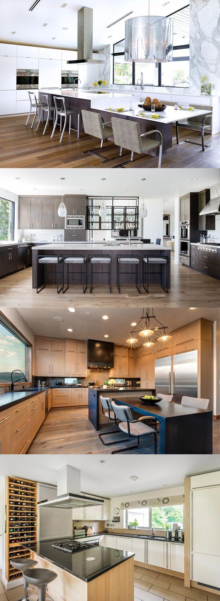 Clever Ways To Design Your Kitchen Island (Update