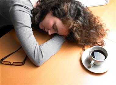 Half-asleep at your desk? Easy fixes to fight fatigue (Getty Images stock)