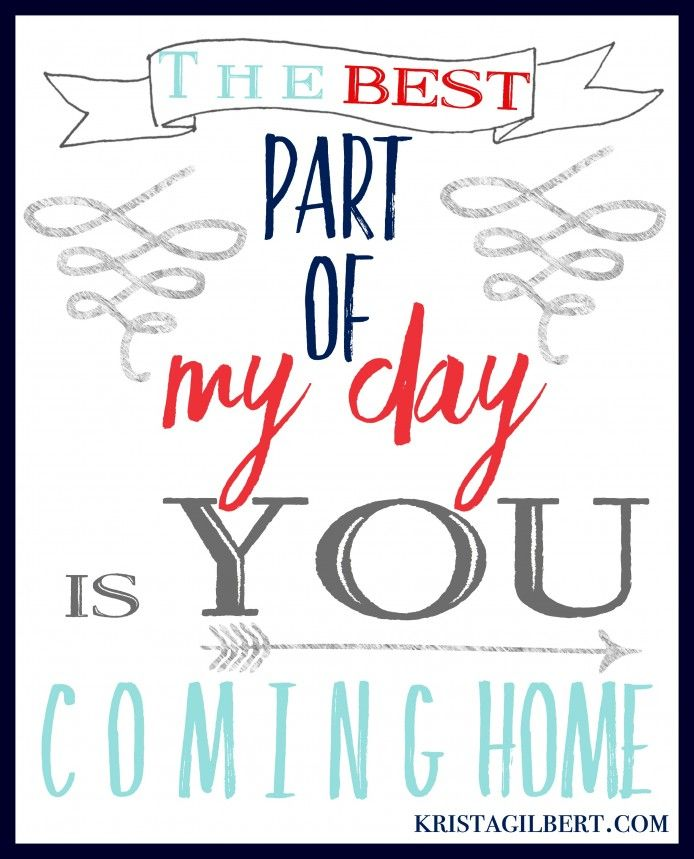"Welcome Back Home My Love Quotes: 7 Ideas For Welcoming People ""Home"""