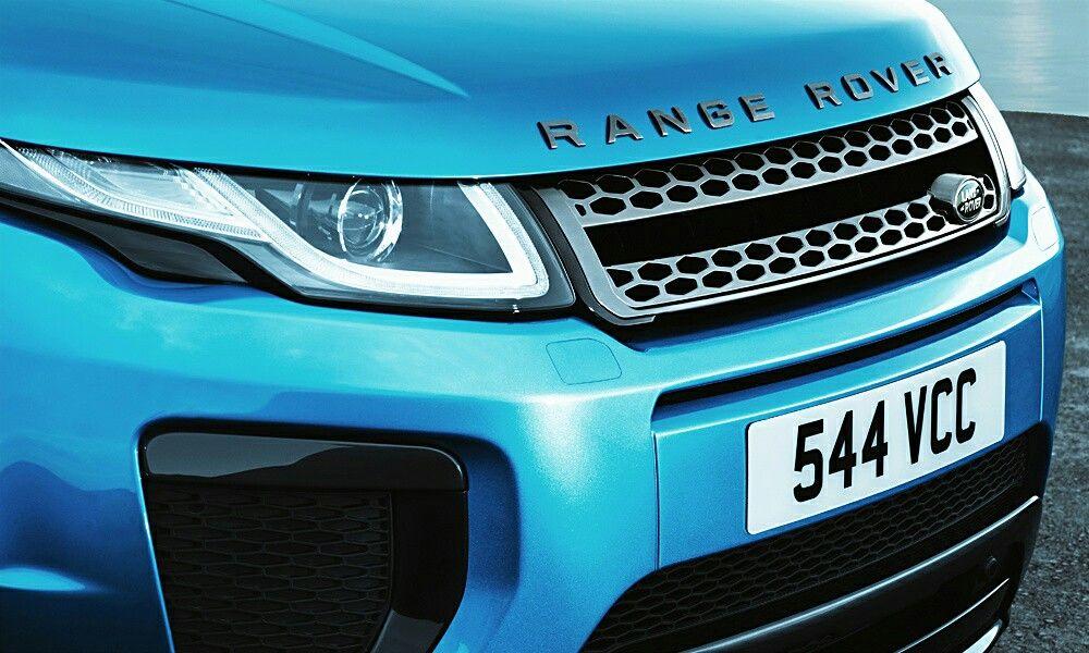 Range Rover Evoque Landmark Special Edition Range rover