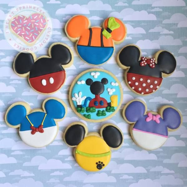 mickey mouse, Minnie mouse, Donald duck, daisy duck, pluto ...