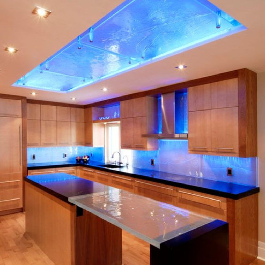 Cool Kitchen Lighting Fixtures (With images)   Kitchen ...