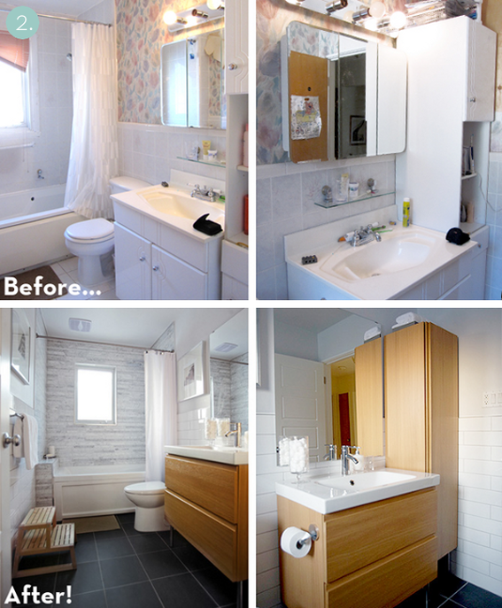 Best Of Curbly Top Ten Bathroom Makeovers Of St Serene - 80s bathroom remodel