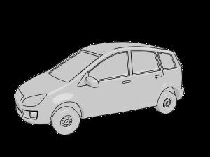 Super White Toyota Sienna Mini Van Toyota