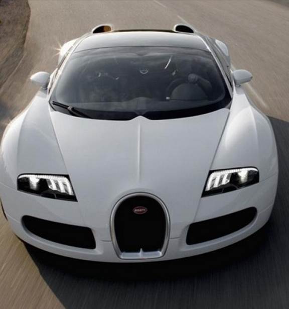 There Isn't Much Better Than A Bugatti Veyron! The King Of