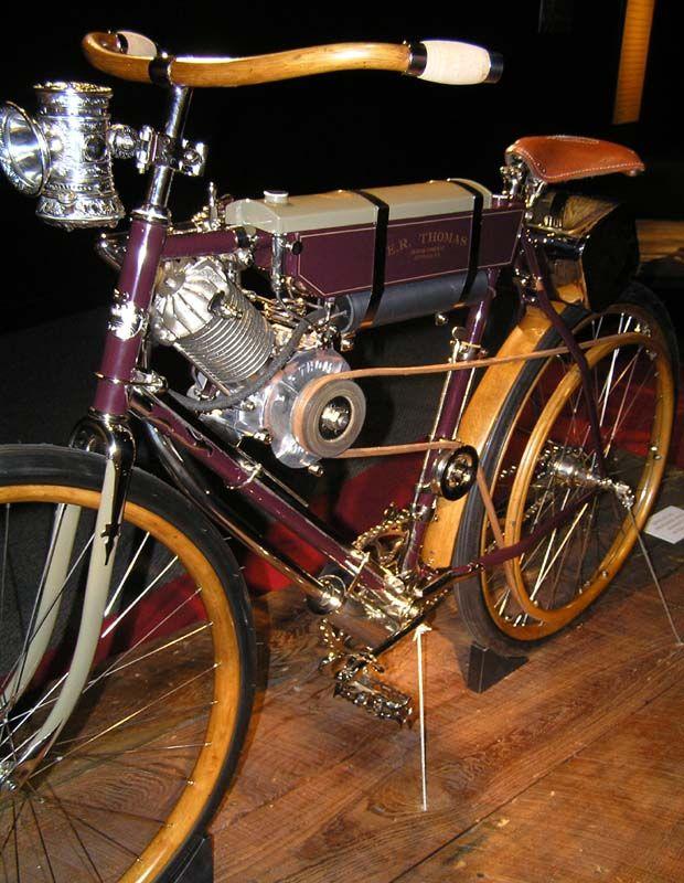 motorcycles+as+art+ | description 1900 thomas (2) - the art of the