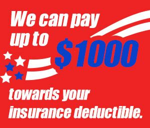 We Can Pay Up To 1000 Towards Your Insurance Deductible So Don T Let Get In The Wa Insurance Deductible Health Insurance Cost Homeowners Insurance Coverage