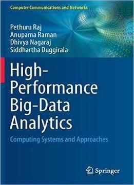 High-Performance Big-Data Analytics PDF   Ebooks   Big data