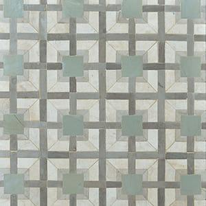 Baba Chic Mosaics Country Floors Of America Llc Mosaic Flooring Decorative Tile