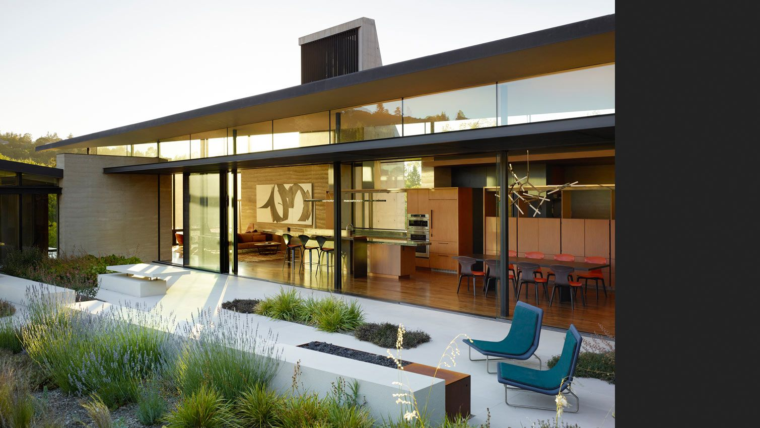 Aidlin Darling Design Residential International Interior