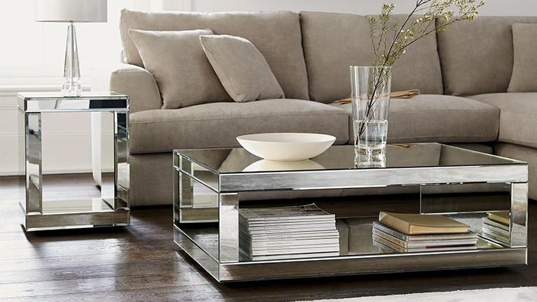 Tremendous Table Basse Miroir Rectangulaire Design Monaco Salle A Pabps2019 Chair Design Images Pabps2019Com