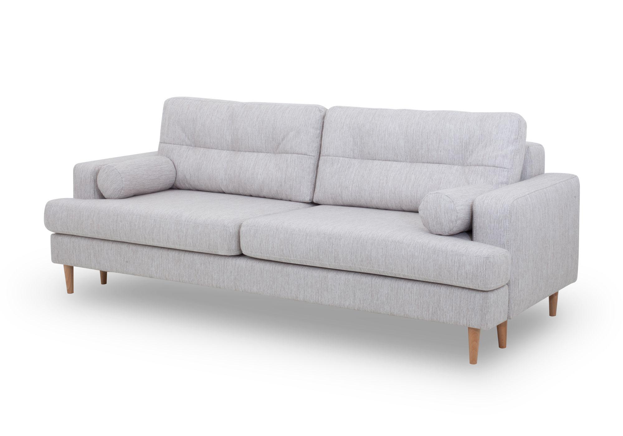 SOFA LOREN Trzyosobowa sofa LOREN to nowoczesne rozwiązania w