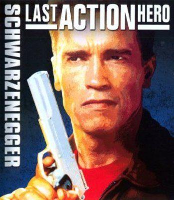 Last Action Hero 1993 Poster 1080p Hd 1080p E Filmes