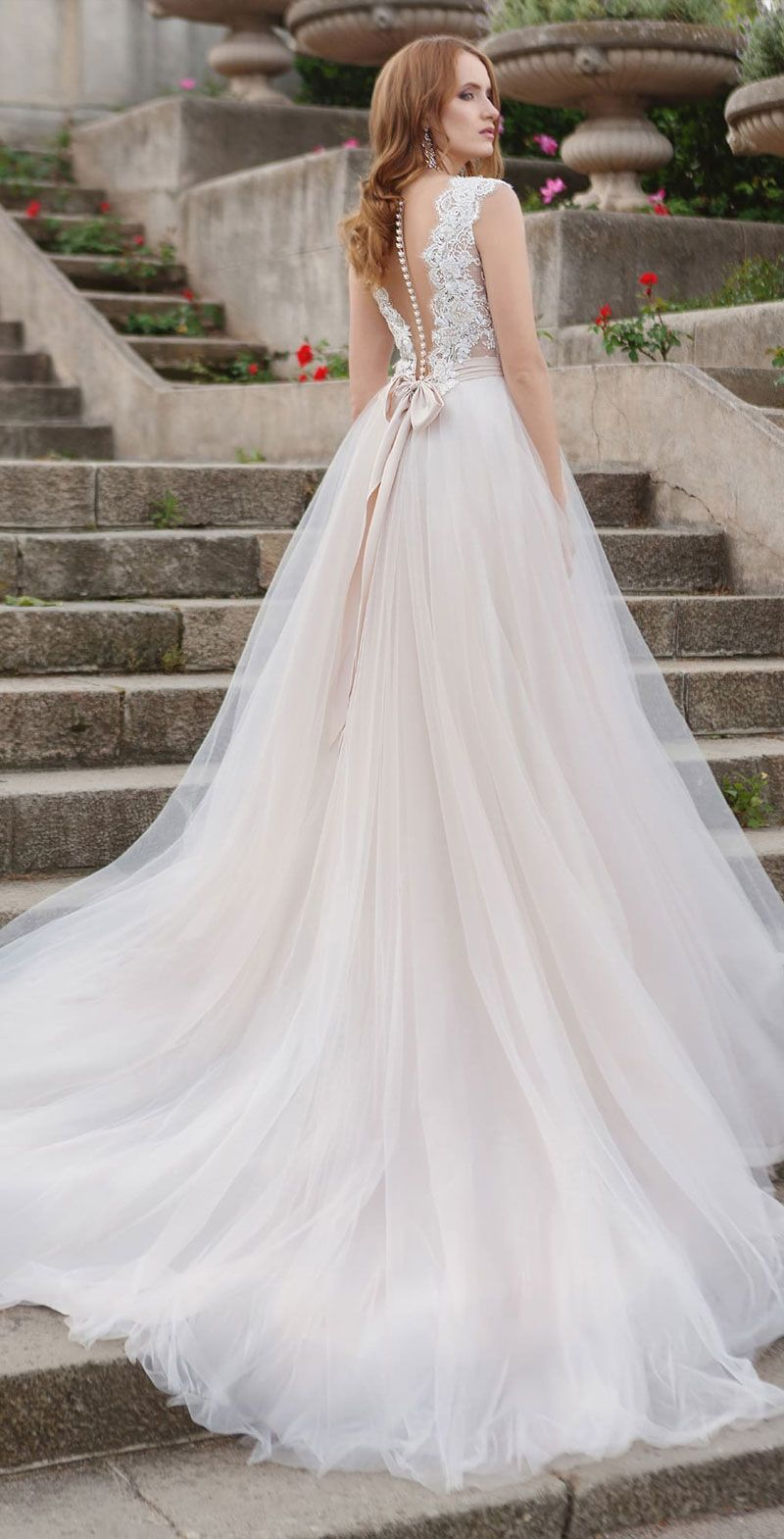 Gabbiano Wedding Dresses – Princess Dreams Collection