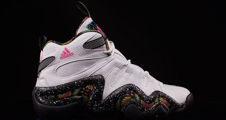 adidas Crazy 8 White Snake (1) (With images) | Adidas crazy