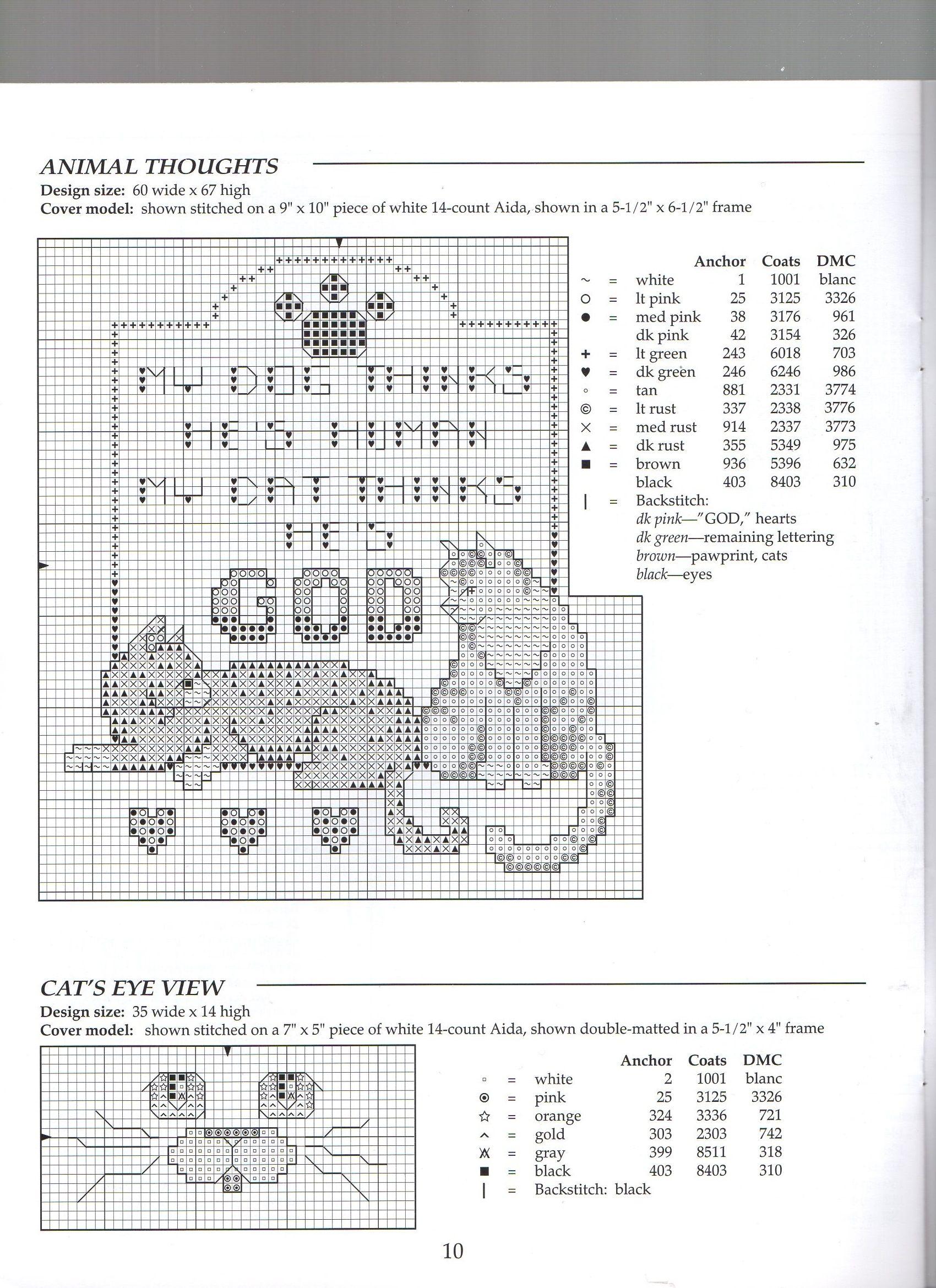 Cats Eye Stitch Diagram - ~ Wiring Diagram Portal ~ •
