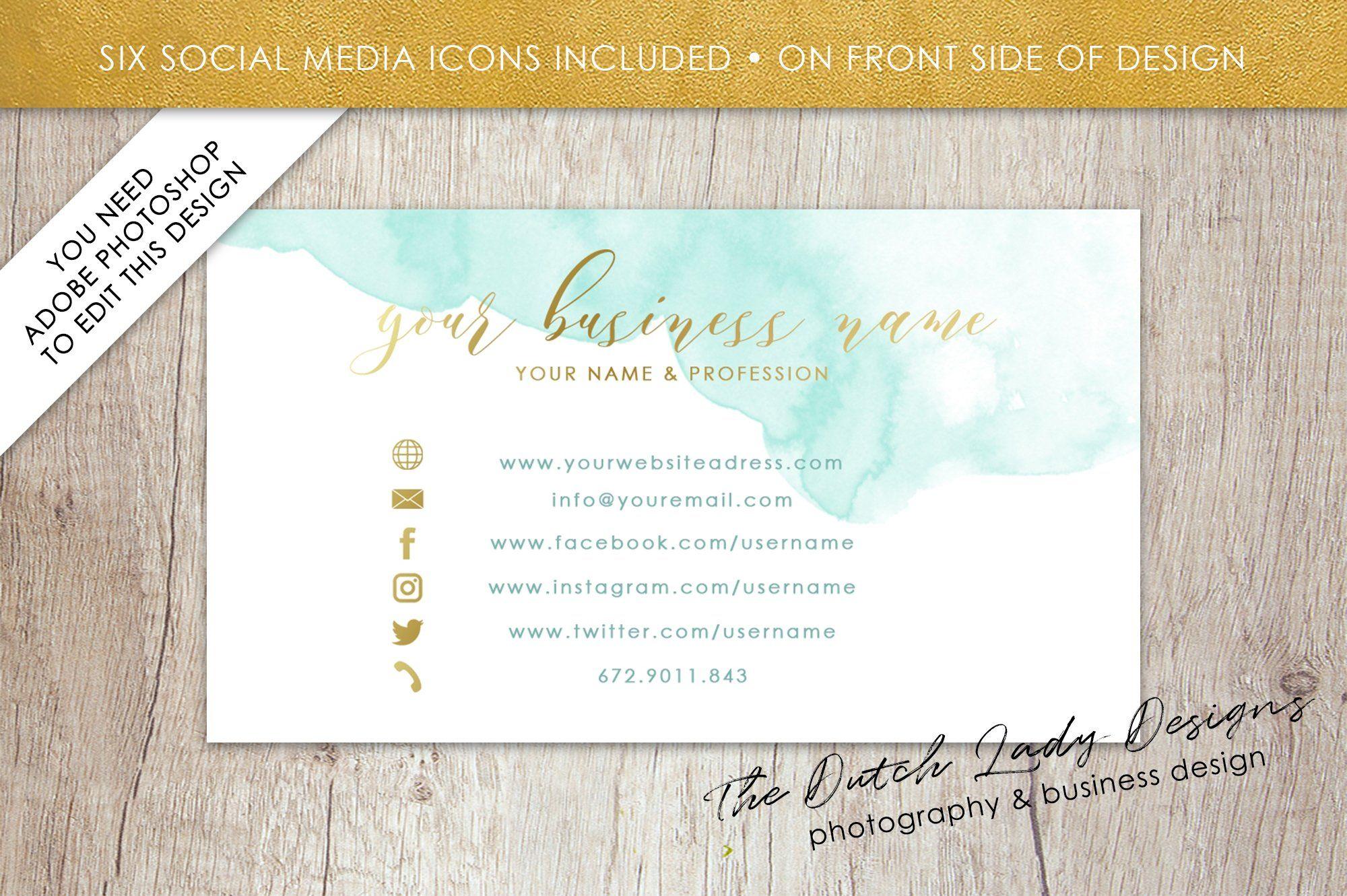 Business card template business card template