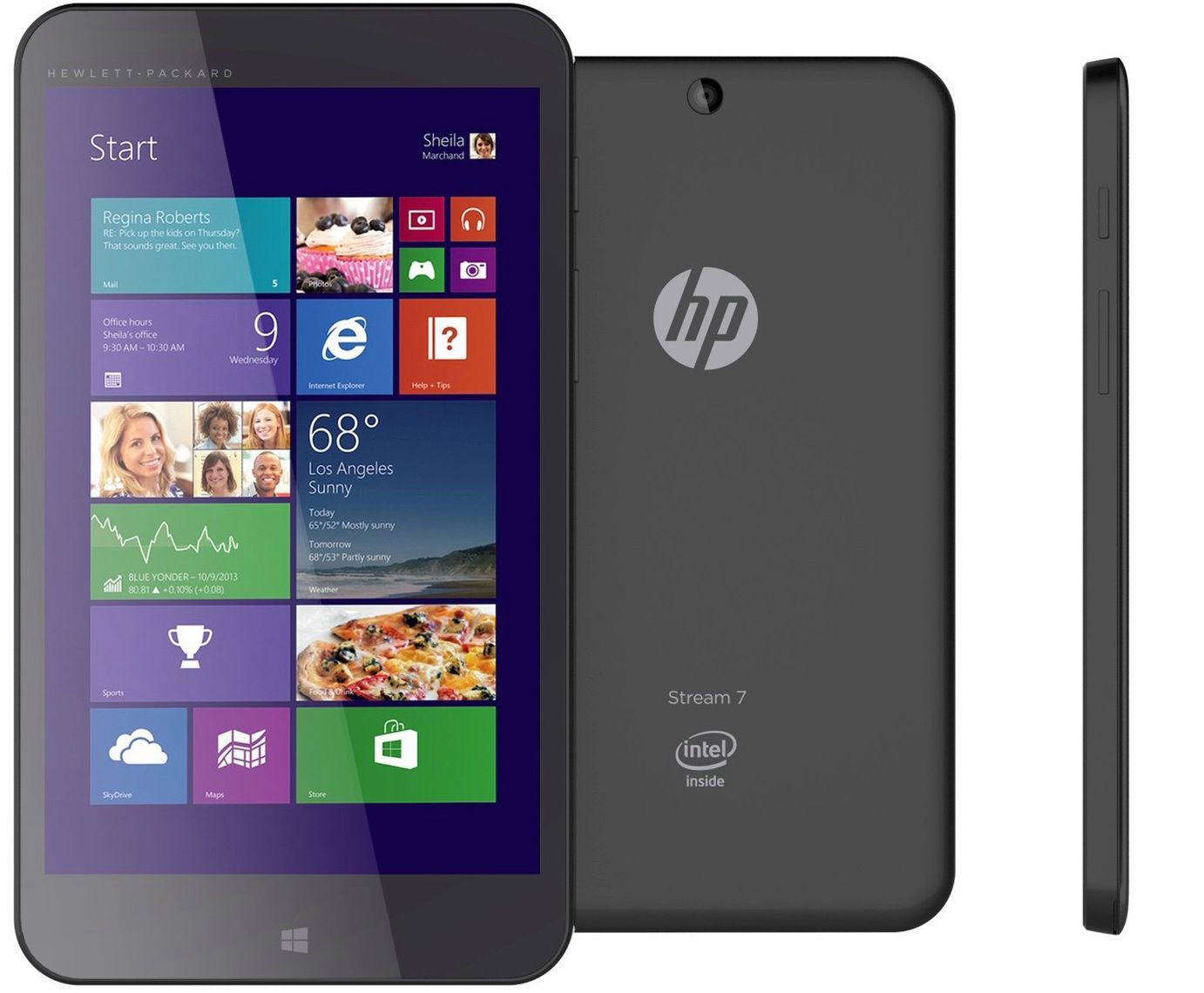 HP Stream 7 Signature Edition Tablet + 1 year Office 365