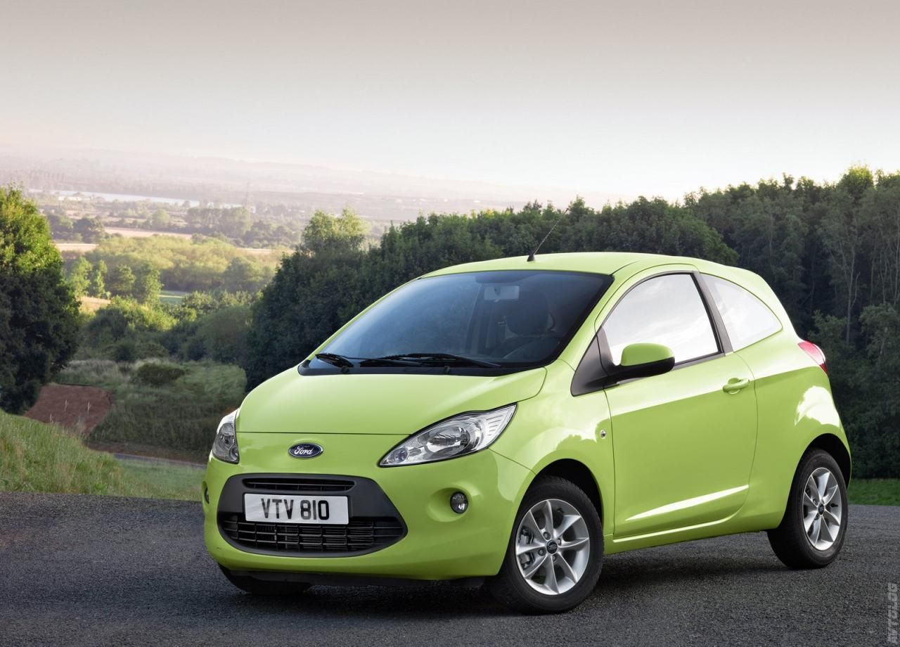 2009 Ford Ka Tiny Cars Car In The World Ford