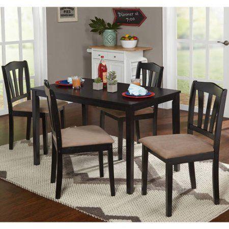 Metropolitan 5 Piece Dining Set Multiple Colors Walmart Com