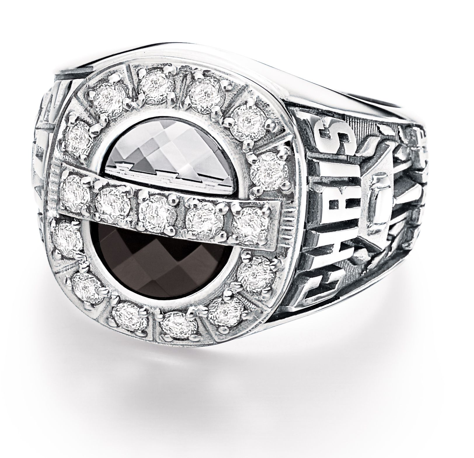Custom Personalized Class Rings From Jostens Achiever Collection