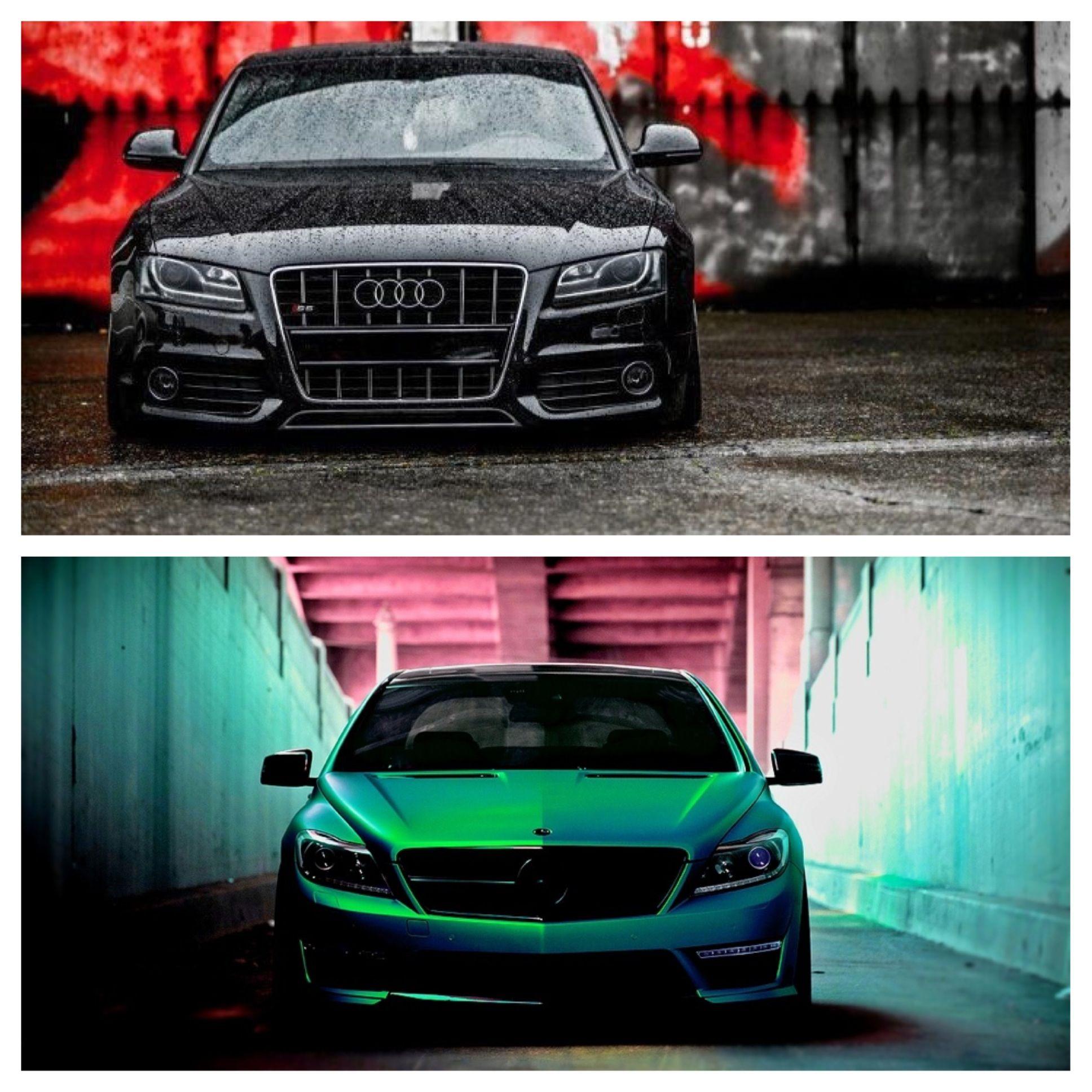 Audi/benz