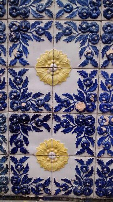 Casa Da Frontaria Azulejada Azulejos E Casas