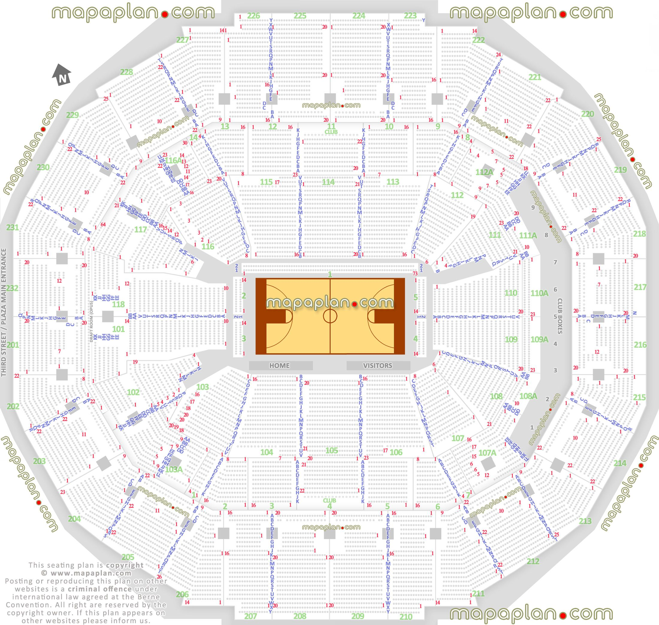 Fedexforum Basketball Plan For Memphis Grizzlies Nba Tigers Ncaa Games Arena Stadium Diagram Individual F Seating Charts Memphis Grizzlies How To Plan