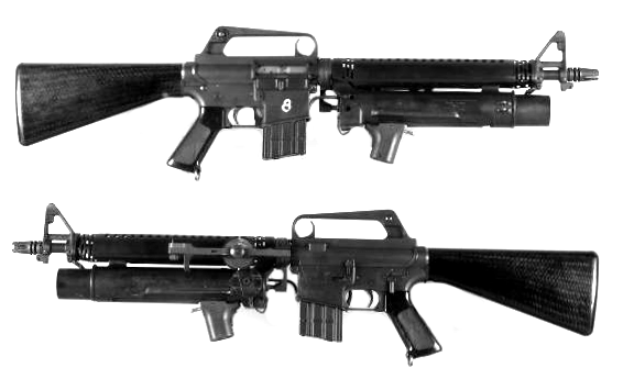 POTD: America's First Space Age Automatic Rifle -The Firearm Blog
