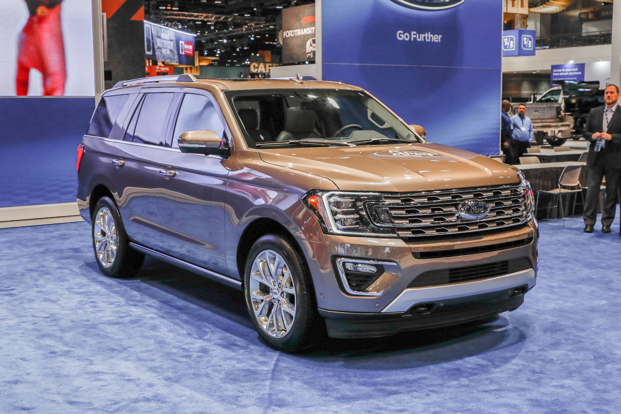 2018 Ford Expedition Redesign Pictures